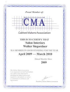 Cabinet Makers Association