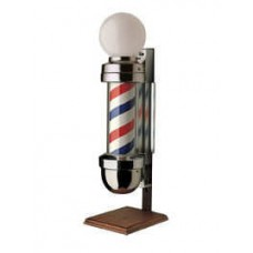 Model 410 Barber Pole - On Stand