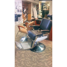 Barber Chair - Demo