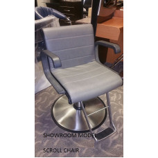 Scroll Styling Chair - Demo