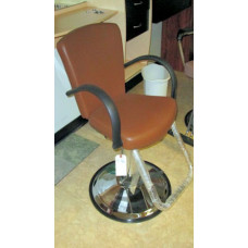 Brown  Styling Chair - Demo