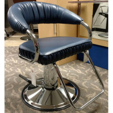 Blue Styling Chair - Demo