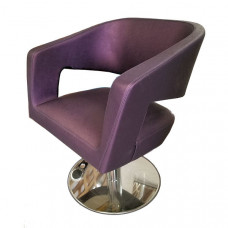 Purple Styling Chair - Demo