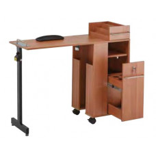 WD Folding Manicure Table