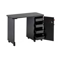 Locking Manicure Table