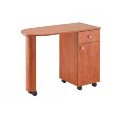 Straight Top Manicure Table