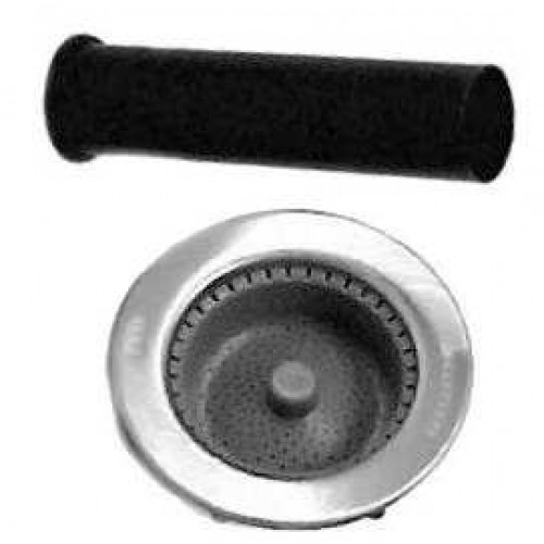 Shampoo Sink Strainer Assembly
