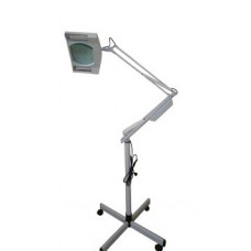 Rectangular Magnifying Lamp