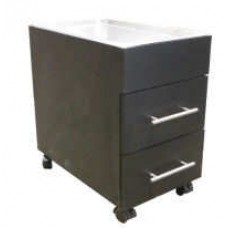 Pedicure Support Cart