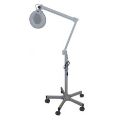 Pole Stand Magnifying Lamp