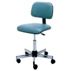 Ergonomic Stool With Backrest