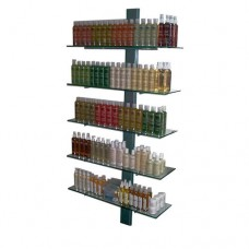Glass Retail Product Display