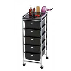 Five Drawer Cart #D29WD