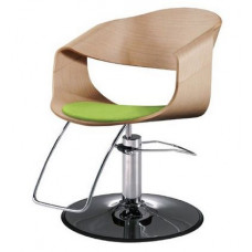 Curved Art Styling Chair