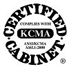 KCMA Certification Seal