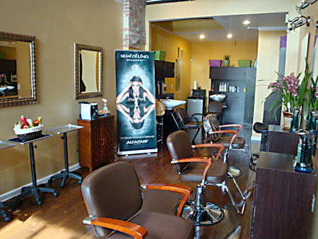 e g salon image one - Beauty Salon Interior Design Ideas