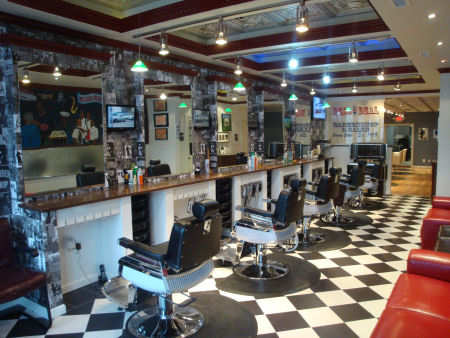 Real Deal Barber Shop Image One