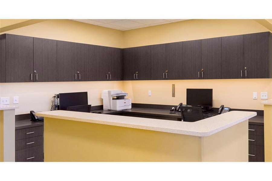 Medical Office Cabinetry